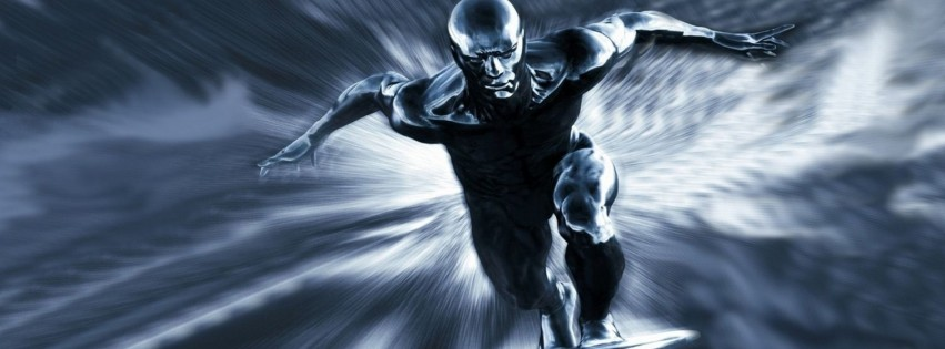 video games silver surfer