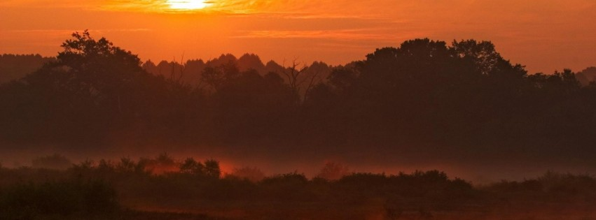 sunrise landscapes nature 4