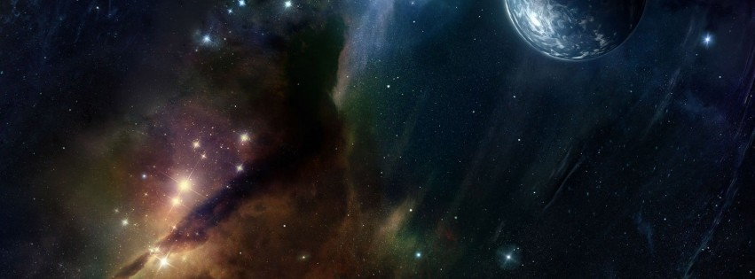 Space wallpaper planets